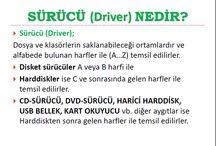 Sürücü / Sürücü (Driver)