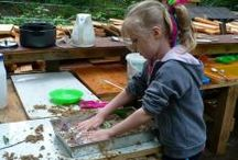 Śniadówko - w Chacie nad Wkrą & Barze Koza / Zapraszamy z dziećmi na pyszne jedzenie i przygody w ogrodzie sensorycznym. Odpocznij w weekend nad Wkrą.