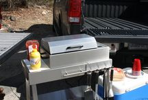 Tailgating / Our favorite part of tailgating - the grilled food!