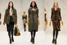 Burberry Iconic British Luxury Brand / Fashion and style from Burberry Iconic British Luxury Brand.