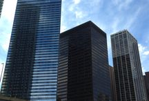 Chicago  / Chicago's the windy city, the magnificent architectures and landscapes