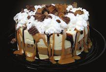 Frozen Custard Cakes / Whit's Frozen Custard Cakes