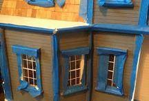 Dolls house renovation