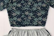 Colette moneta dress pattern