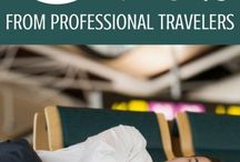 Airport Tips and Tricks / Advice to help you save time and money at the airport. Eliminate travel related stress with these helpful tools and tips -- like booking airport parking in advance. :)