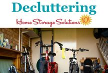 Donate Your Clutter / When you're decluttering you often get rid of things that you don't want or need, but that someone else would really appreciate. You want to make sure it gets to the right people, and these articles and tips will help you do that. Here is my round up of articles about where you can donate various common items around your home when decluttering so that others are blessed by them.