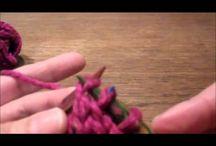 Knitting aumenti dominuzioni vivagno