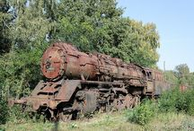 Trains Τρένα