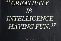 Words & Creativity