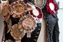 Badges, Medals, Awards