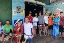 Staff @ N2theBlue Scuba Diving / Who do you know?  What's your favorite memory?