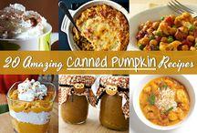 Food - Pumpkin