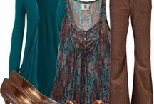 Dressing your truth type 3/2 clothes / by Jessica Willows Gray