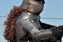 Armour and medieval weapons