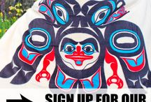 Indigenous Blankets / Beautiful Indigenous blankets with licensed designs by celebrated artists.