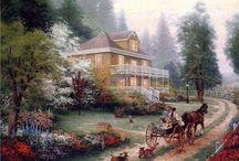 дом, уют, семья