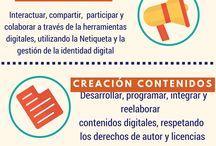 INFOGRAFIAS COMPETENCIA DIGITAL