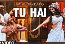 A R RAHMAN's TU HAI Video Song MOHENJO DARO