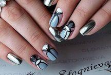 Nails geometric |◇■◇|