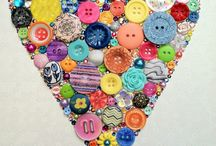 Heart art ideas