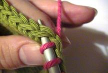 knit: technique / by MayMay