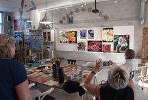 Malekurser og ideer - ART