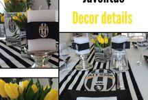 Juventus dekorace