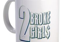 """2 Broke Girls from Auntie Shoe / Designs for the TV show 2 Broke Girls from @AuntieShoe.  Only Auntie's print-on-demand (POD) designs should appear here. BUT, if you would like to pin non-POD items to this board, make a comment on one of my pins and request that I add you. You will need to """"follow"""" me, or I can't add you. That's Pinterest's policy, not Auntie Shoe's. Also, Auntie posts fun stuff she finds about 2 Broke Girls."""