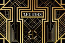 Art noveau Art Deco
