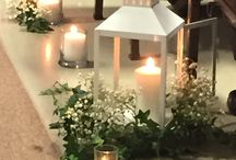 work- wedding decor