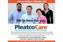 Pleatco Care