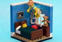 Lego / by Stephanie Pikora