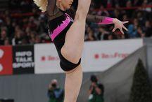 gimnastyka artystyczna akrobatyczna i sportowa