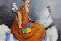 Catherine Chauloux.~ / Catherine Chauloux.~