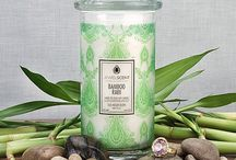 Jewel Scent  / A hidden jewel valued from $10 to $7500 in every JewelScent product. They offer candles, aromatherapy beads, and luxury soaps with a dazzling surprise buried in each one.