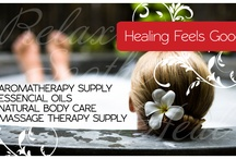 Aromatherapy / My favorite oils, blends and more...