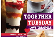 Cafe Coffee Day Special