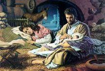 The Holy Family / +J+M+J+