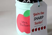 Teacher gifts / by Danaya Smith