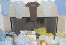Baby shower for Amber / by Melissa Schainker