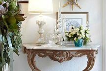 Accessorizing / Ways to complete a space with the finishing touches