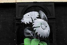 •Street Art / by Missy 🔻 Monoxide