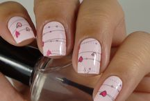 Nail stickers / Incoco