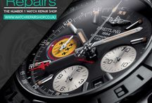 Breitling Watch Repair Services in London / Breitling Watch Repair Services in London