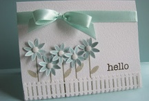 * Cards - Hello/Goodbye / by Deborah Thornhill