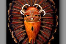 Mask art / mask,afrikan mask,color mask,mask desing