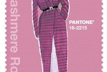 Fashion colours Autumn 2015 / Fashion colours for autumn 2015