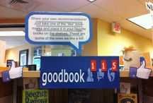 Library Displays / by Terri Jones