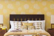 Bedroom  / by Stephanie Tajiri