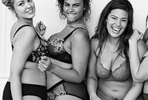 REDEFINE SEXY / CACIQUE FOR LANE BRYANT / #ImNoAngel / by Lane Bryant